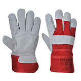 Portwest Premium Chrome Rigger Glove A220