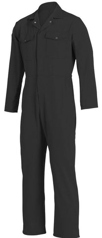 Optima Care Overall - Black
