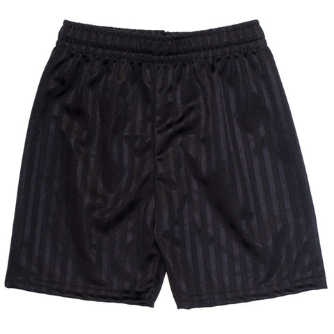 Unisex Shadow Stripe PE Short