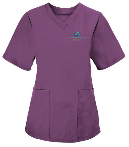 The Leonard Elms - Women's Scrub Tunic