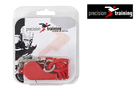Precision Plastic Whistle and Lanyard