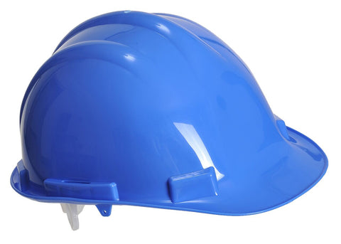 Portwest PP Safety Helmet inc. Chin Strap PW50