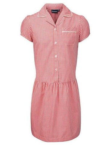 Banner Ashley Gingham Dress