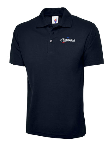 Keedwell Scotland Polo Shirt - Navy