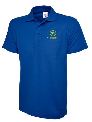 Group Polo Shirt - Royal