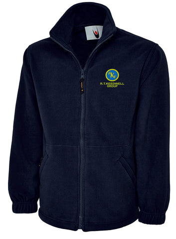 RTK Group Full Zip Fleece Jacket - Navy
