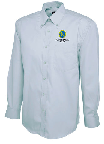 RTK Group Long Sleeved Oxford Shirt