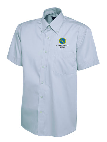 RTK Group Short Sleeved Oxford Shirt