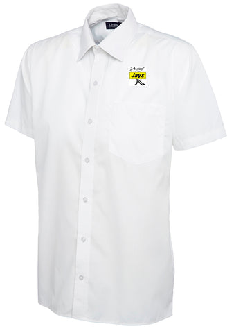 Jays Short Sleeved Poplin Shirt