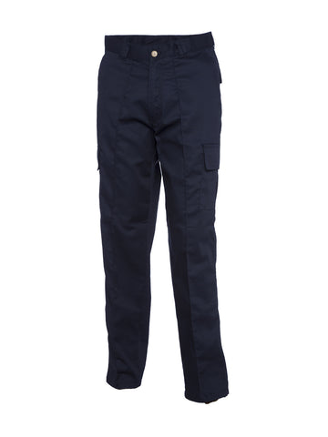 Uneek Cargo Trousers - Navy