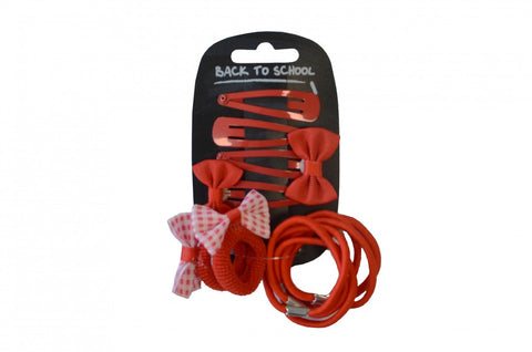 Bow Bobbles & Clips