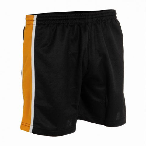 Churchill Boys PE Short Hanover House Yellow