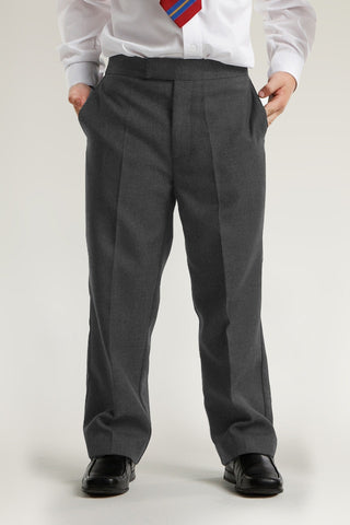 Boys Junior Classic Grey Trouser