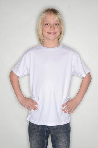 Plain PE T-Shirt UPF30