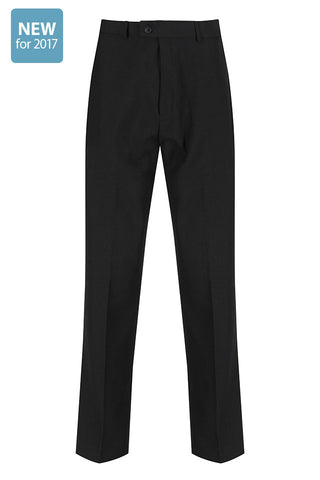 Trutex Senior Boys Trouser Black