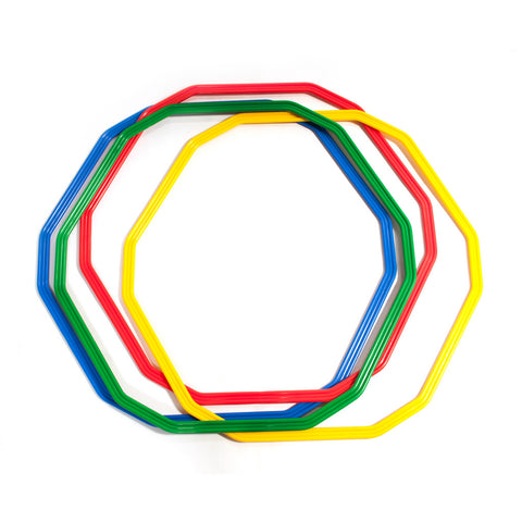 First-play 12 Sided Flexi Hoop
