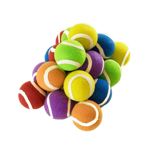 First-play Coloured Tennis Balls