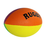 First-play Mini Rainbow Rugby Ball