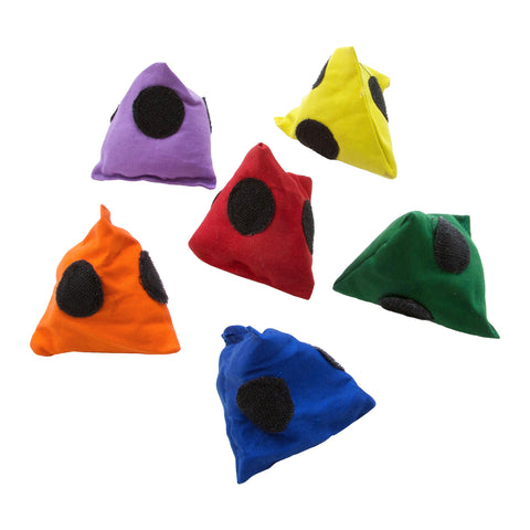 First-play Pyramid Beanbag