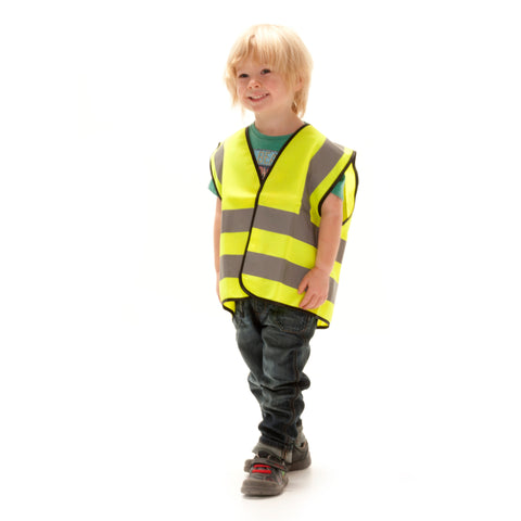 First-play Childrens Hi Vis Vests