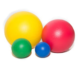 First-play Coated Foam Balls
