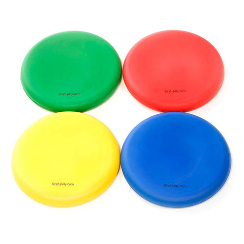 First-play Foam Frisbee
