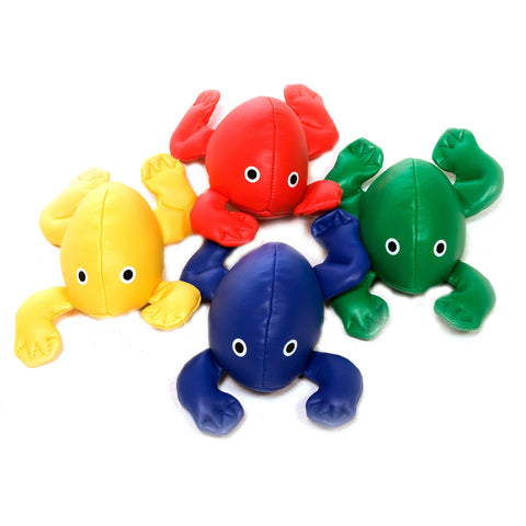 First-play Beanbag Frogs