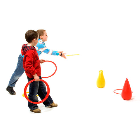 First-play Hoop La Ring Toss