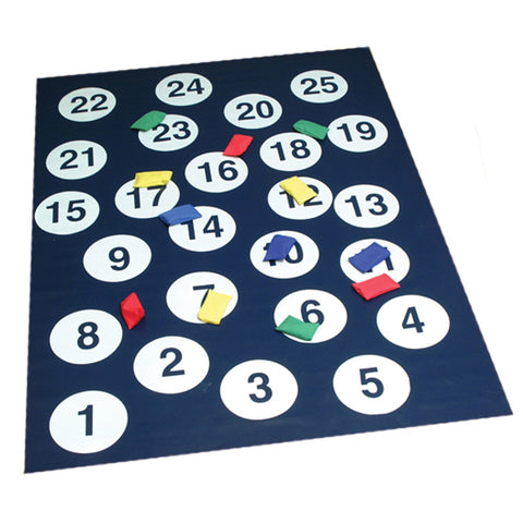 First-play Step And Count Mat