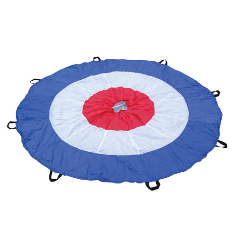 First-play Target Parachute