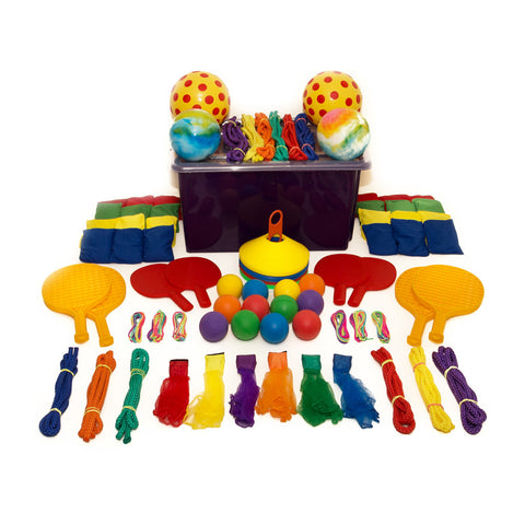 First-play Playground Activity Tub