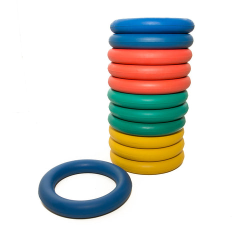 First-play Rubber Rings