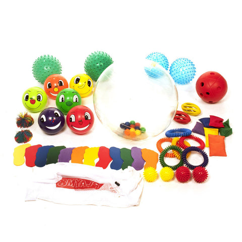 First-play Tactile Sensory Motor kit