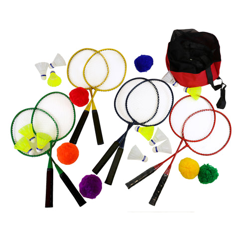 First-play Badminton Starter Set