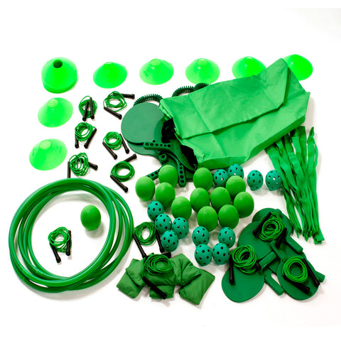 First-play Primary Team Kit Green
