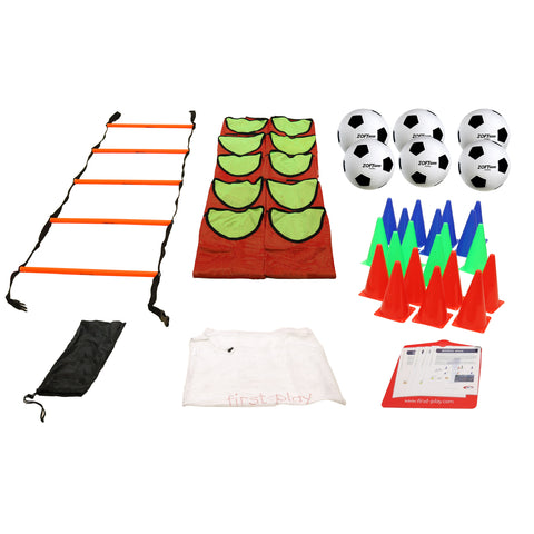 First-play Junior Football Coaching Kit