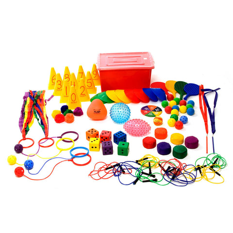 First-play Multi Coloured Play kit