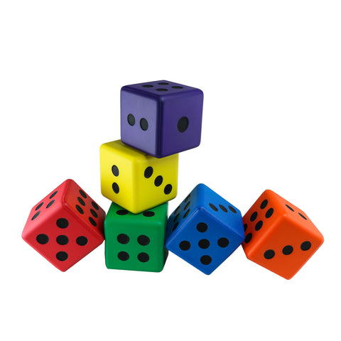 First-play Rainbow Dice
