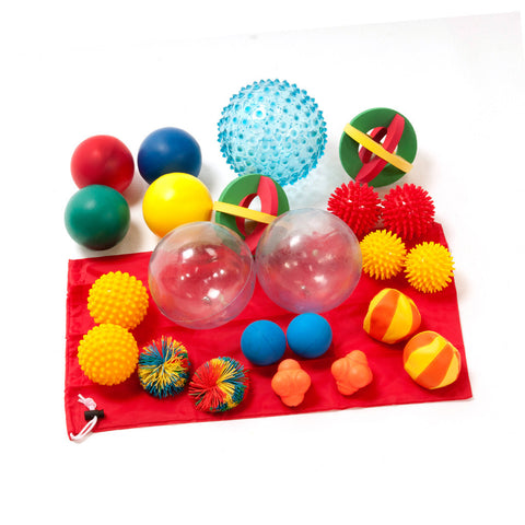 First-play Sensory Ball Pack