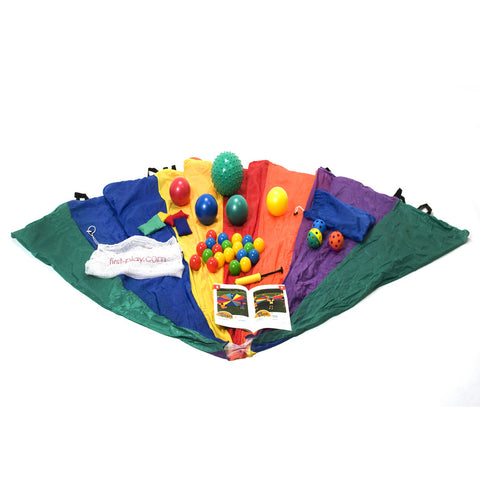 First-play Parachute Fun Pack