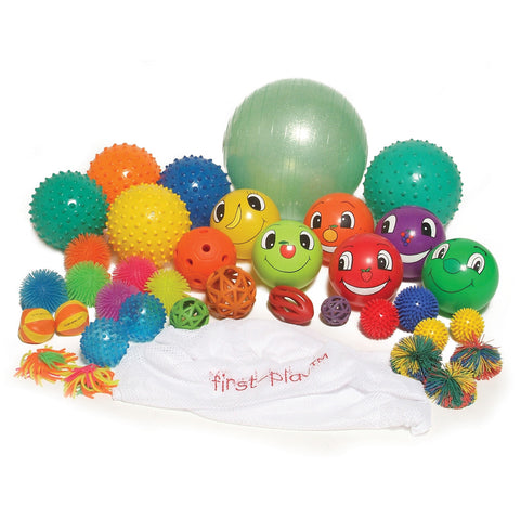 First-play Multi Sensory Ball Pack