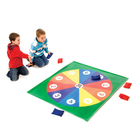 First-play Number Circle