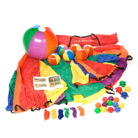 First-play Junior Parachute Resource Kit