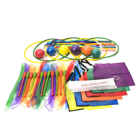 First-play Junior Rhythmic Gymnastics Pack
