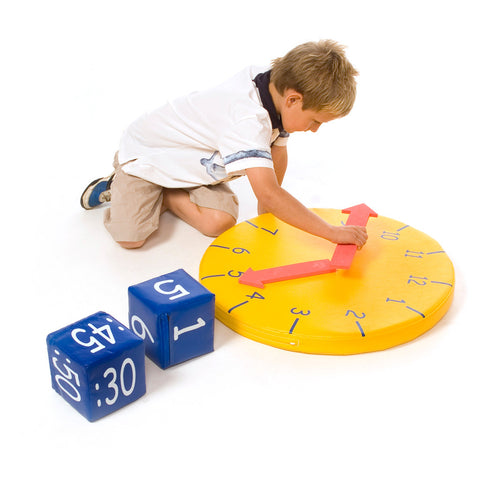 First-play Softplay Clock