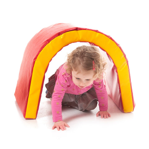 First-play Funtime Tunnel