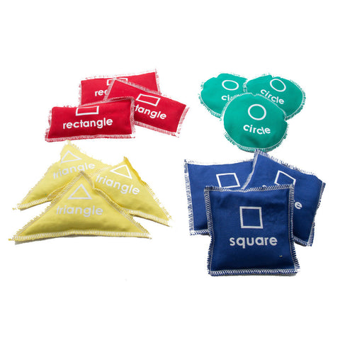 First-play Shape Beanbags