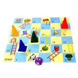 First-play Snacks & Ladders