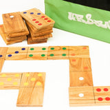 First-play Urban Giant Dominoes Set