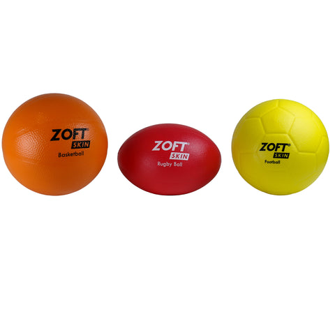 Zoftskin Ball Bundle